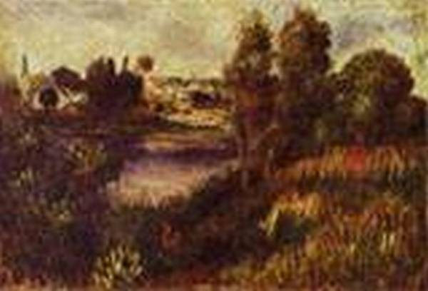 Landscape at vetheuil 1890 xx national gallery of art washington